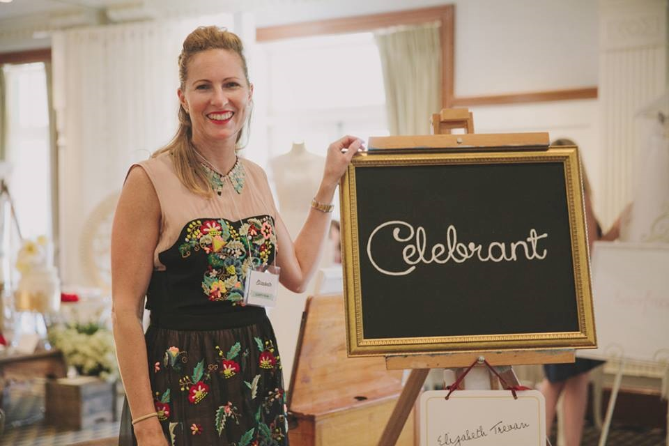 Pop Up Wedding Ceremonies with Elizabeth Trevan
