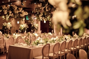 Luxurious wedding receptions styled and produced by Girl Friday Weddings. Image GM Photographics.
