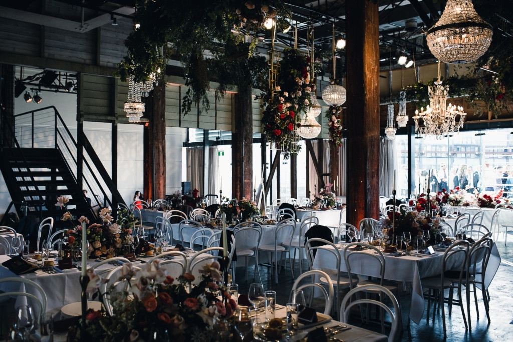 Simmer on the Bay, a beautiful waterfront wedding venue in Sydney.